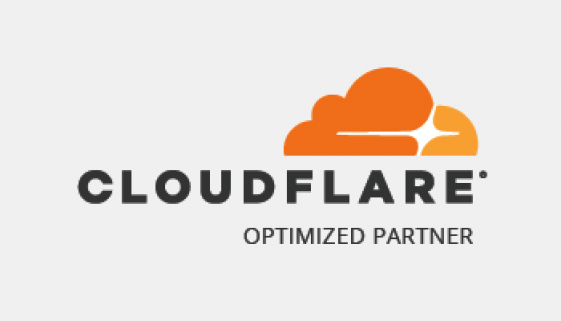 Cloudflare Optimized Partner